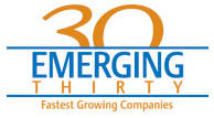 Emerging Thirty: Fastest Growing Companies