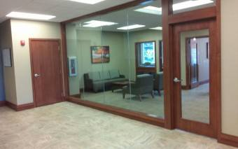 Lobby Waiting Area