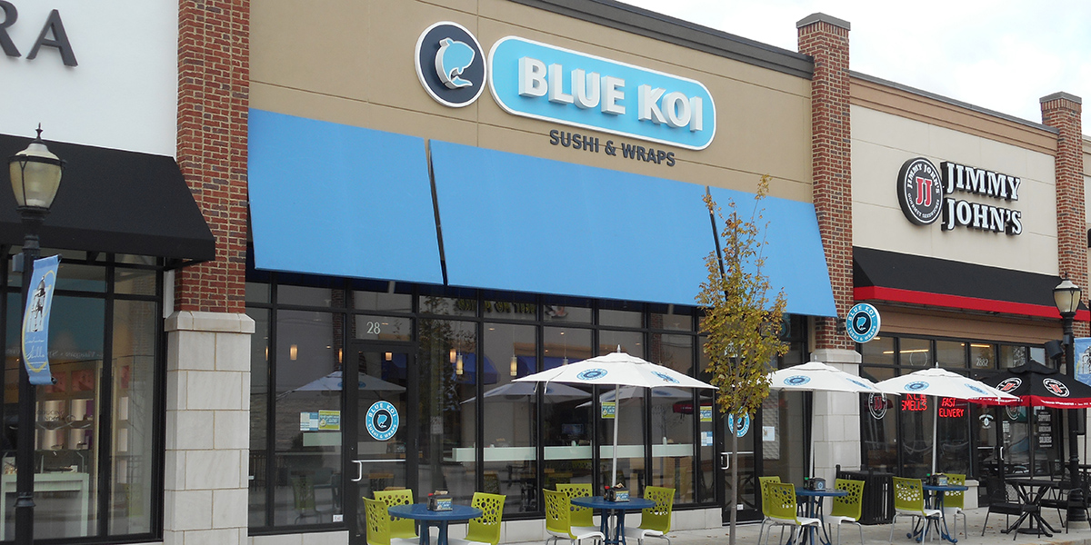 Blue KOI Restaurant